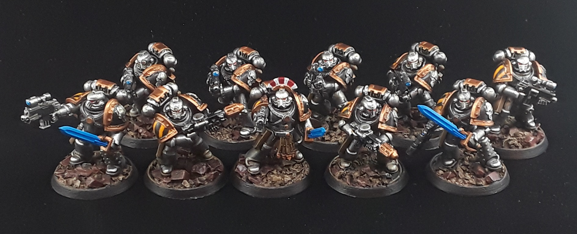 Cold Moon Images >> Heresy-Era Iron Warriors